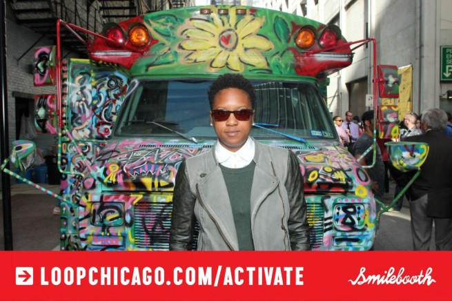 After-work outdoor art event - #ActivateChi