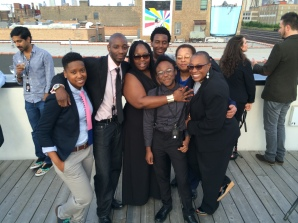 The Affinity Community Services crew